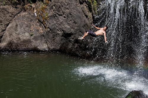 Cliff Dive 3