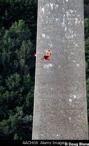 Base Jumping Fatality