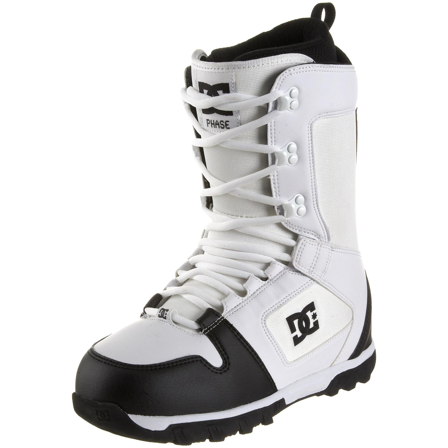 DC Men's Phase 2011 Snowboard Boots Review