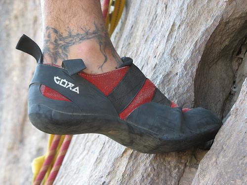 Rock Climbing Shoe