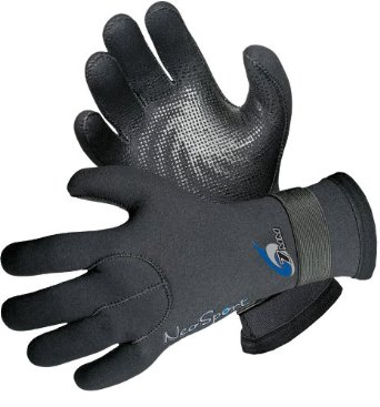 NeoSport dive gloves