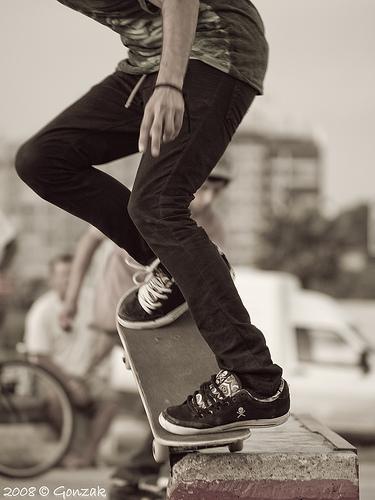 Skateboarding Questions