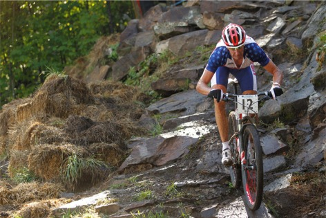Olympic Mountain Biking