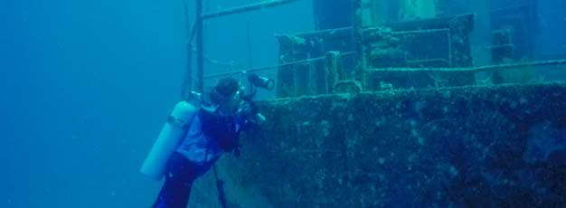 Wreck Diving MS Antilla