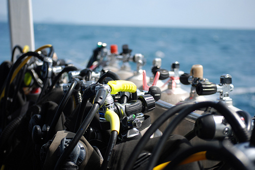 Scuba Diving Safety Tips