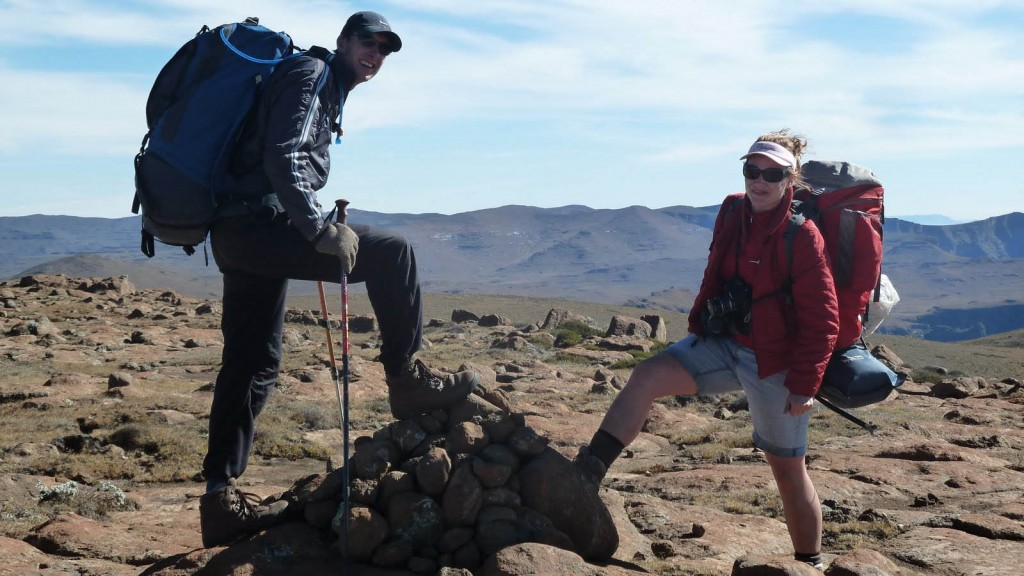 Rock Climbing in Africa
