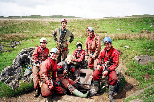 Equipment for Caving