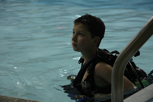 Is it Safe for Kids to Scuba Dive