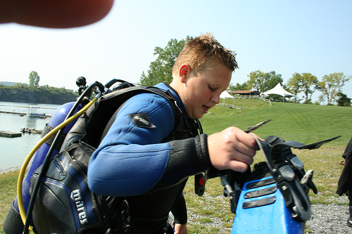 Is It Safe For Kids To Scuba Dive Extreme Sports X