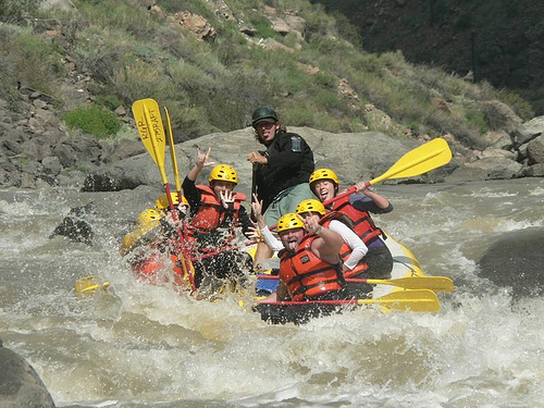 Colorado White Water
