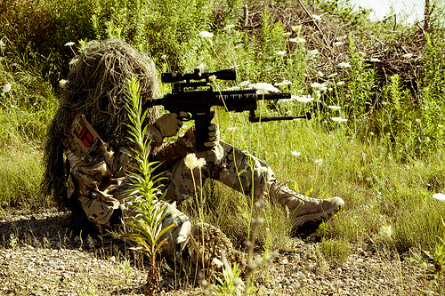 Paintball Sniper