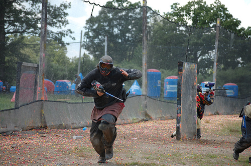 Tips for Paintball