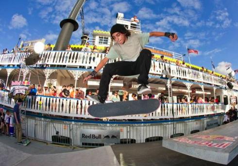 Red Bull Skateboard Park