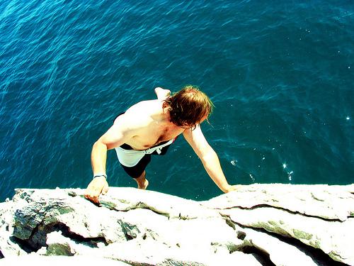 Mountain Climbing in Croatia