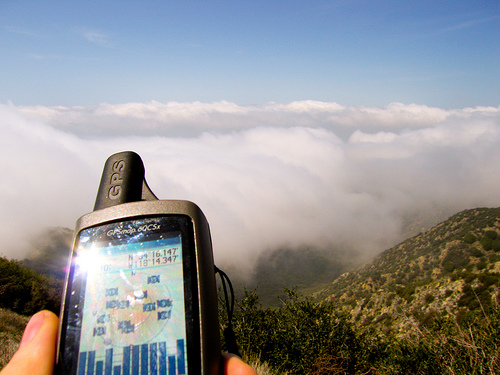 GPS Devices for Climbers