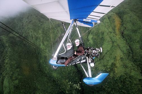 Hang Gliding History