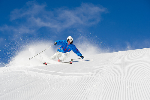 Exercise Tips for Skiing