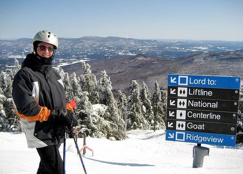 Vermont Skiing