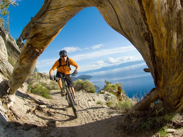 Mountain Biking in California