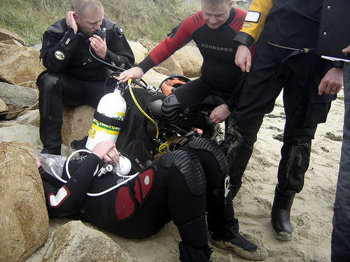 What Causes Decompression Sickness