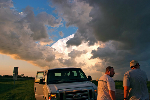 Storm chasing 3