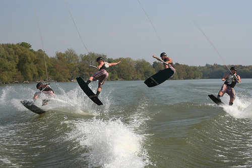 Wakeboarding History