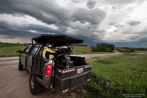 Tornado Alley Storm Chasers
