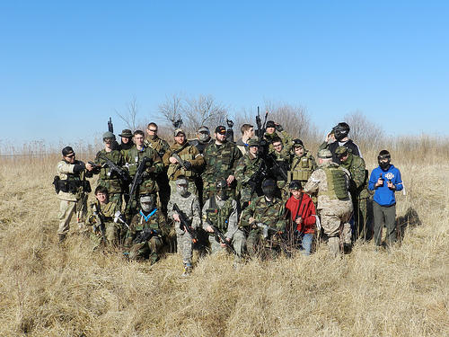 Extreme Sports Airsoft
