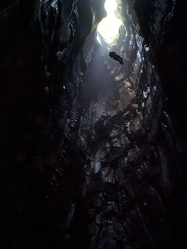 Pit Caving