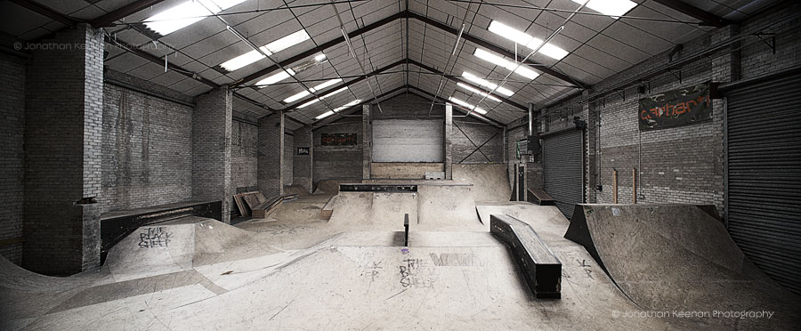 Skateboarding in the UK