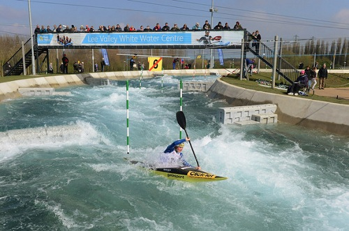 Olympic Canoeing
