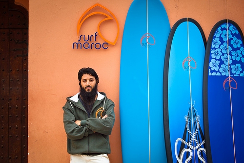 Surf Shop in Morocco