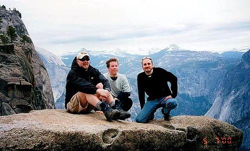 Climbing Yosemite 2