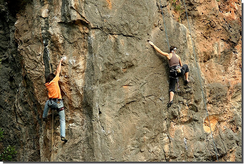 Health Benefits of Rock Climbing 1
