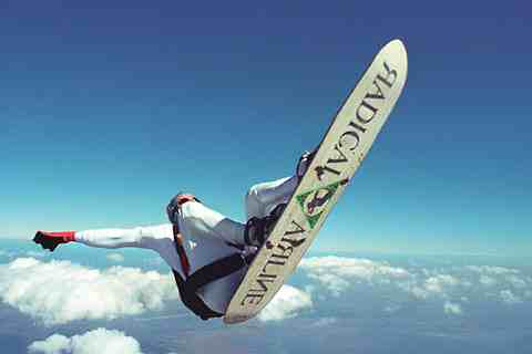 Sky Surfing 1