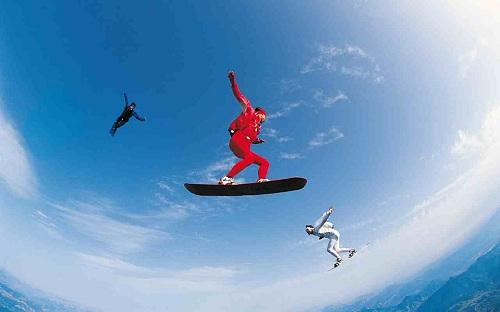 Sky Surfing 2