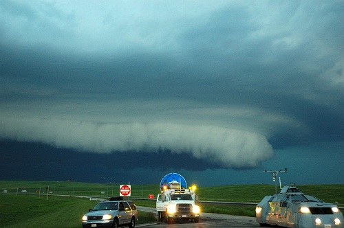 Storm Chasing 1