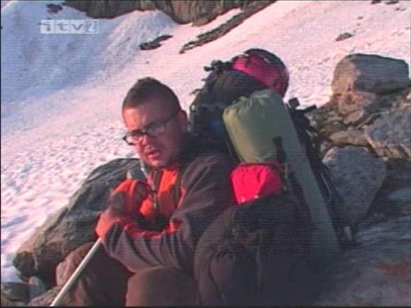 Jack Osbourne Mountain Climbing