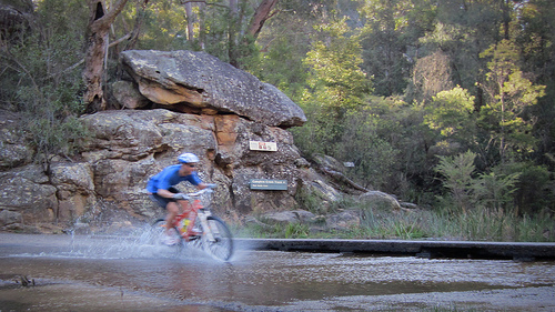Mountain Biking in Australia 2