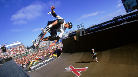 X Games Tony Hawk
