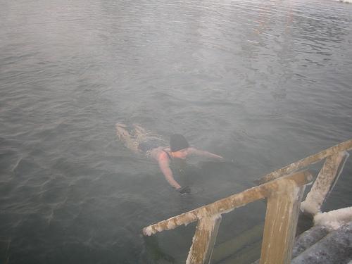 Ice Swimming 2