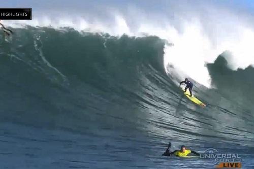 Big Wave World Tour 2