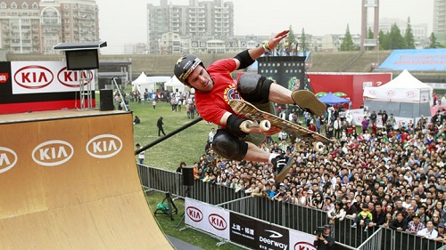 Kia World Extreme Games 1
