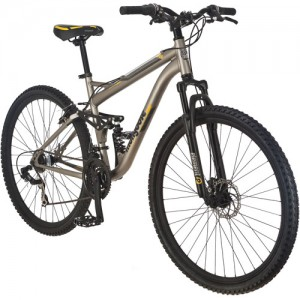 "29"" Mongoose Ledge Mountain Bike"