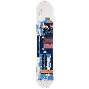 Crazy Creek snowboards