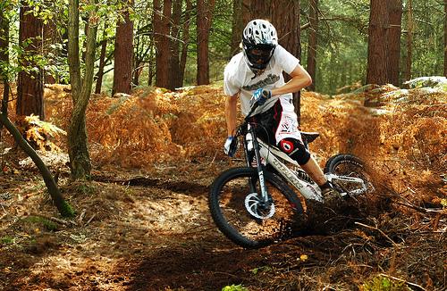 Olympic Mountain Biking