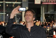 """Tony Hawk at the """"Splice"""" Los Angeles Premiere, Chinese Theatre, Hollywood, CA. 06-02-10"""