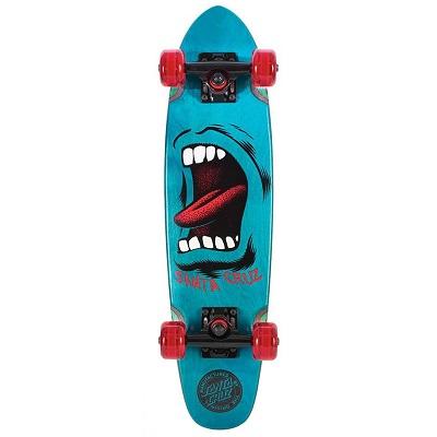 Santa Cruz Skate Sidewalk Cruzer Skateboard Deck