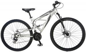 Mongoose Impasse Dual Full Suspension Bicycle