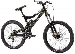 Mongoose Pinn'r Apprentice Dual Suspension Mountain Bike